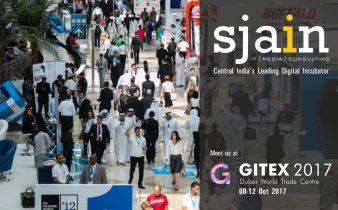 Sjain Ventures Steps in at GITEX Technology Week 2017
