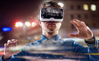 A NEW WAY TO LOOK AT REAL LIFE: AR/VR