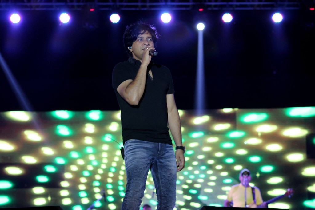 When Singer KK joined hands with Sjain Ventures for the Live in Concert