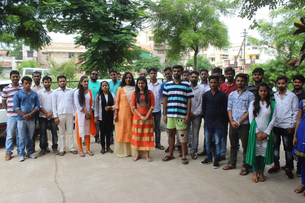 Sjain Marks India's 71st Independence Day Celebrations