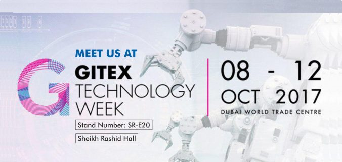 Sjain at Gitex
